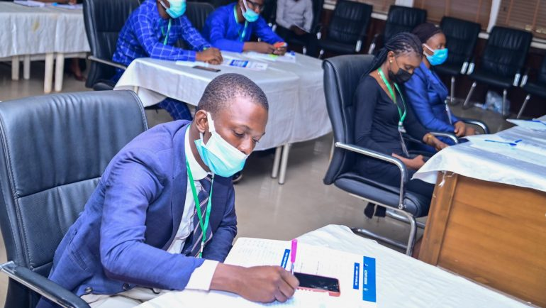 2-days Workshop for the Delta State Youth Parliament