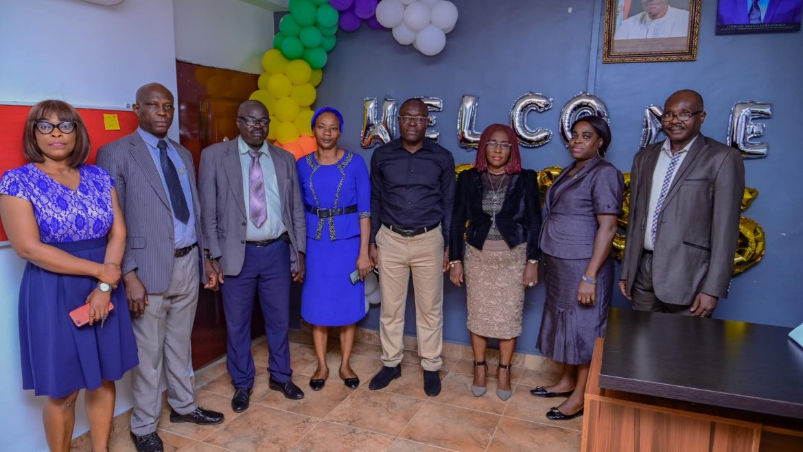 Ministry of Youth Development Welcomes Back Commissioner